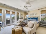 Master Bedroom with Ocean Views at 10 East Wind